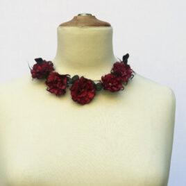 Fleurette collier