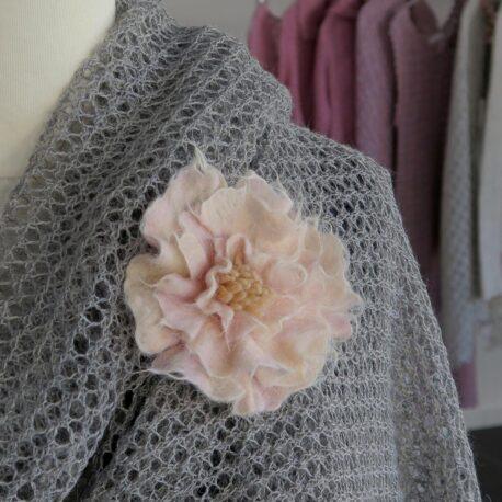 wildrose brooch